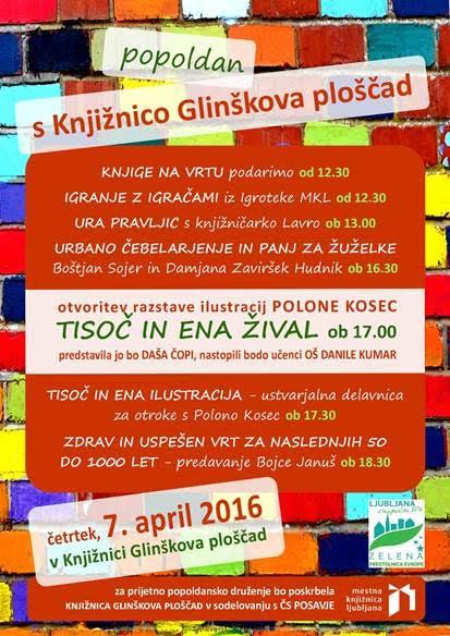Knjiznica Glinskova ploscad 20160407
